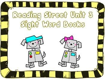 Kindergarten Sight Words Foldable Books - Aligned to Readi