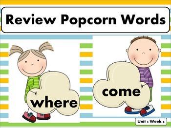 """Reading Street Kindergarten """"This is the Way We Go to School"""" Resources"""