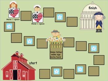 Reading Street Kindergarten Unit 3 Week 3 George Washington Visits