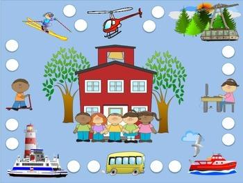 Reading Street Kindergarten Unit 5 Week 6  This Is the Way We Go to School