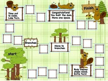 Reading Street Kindergarten Unit 6 Week 3 Building Beavers