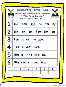 Reading Street Kindergarten Units Bundle (2013)