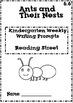 Reading Street Kindergarten Weekly Writing Prompts Unit 6
