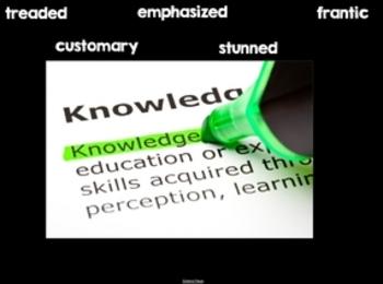 "Reading Street ""Learning to Swim"" Interactive Presentation"
