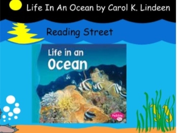 "Reading Street ""Life In An Ocean"""