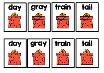Reading Street: Mama's Birthday Present 4-in-1 Spelling and HFW Games