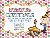 Reading Street Mama's Birthday Present Unit 4 Week 1 Diffe