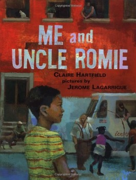 """Reading Street """"Me and Uncle Romie"""" Weekly Powerpoint"""