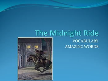 Reading Street: Midnight Ride