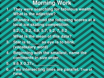 SF - Midnight Ride of Paul Revere - Morning Work