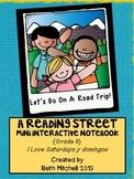 Reading Street Mini-Interactive Notebook-I Love Saturdays y domingos