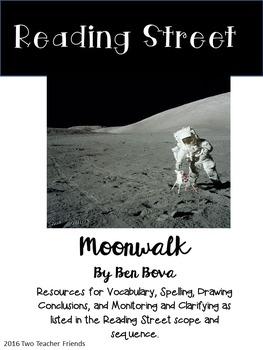 Reading Street Moonwalk