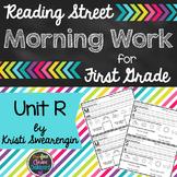 Reading Street Morning Work First Grade Unit R