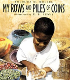 """Reading Street """"My Rows and Piles of Coins"""" Weekly Powerpoint"""
