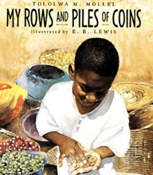 "Reading Street ""My Rows and Piles of Coins"" Weekly Powerpoint"
