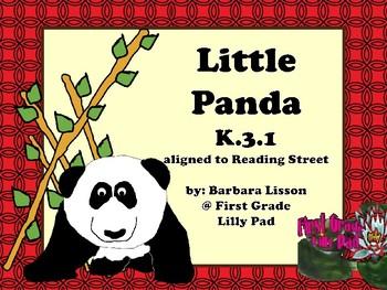 Reading Street NO-PREP Printables (Little Panda)