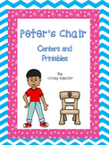 Reading Street, Peter's Chair, Centers and Printables For All Ability Levels