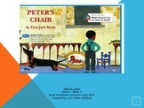 """Reading Street """"Peter's Chair"""" Weekly PowerPoint"""