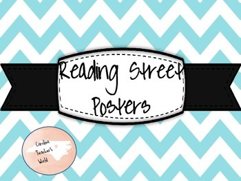 Reading Street Posters