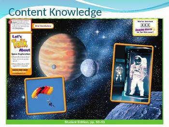 Reading Street Power-Point: Exploring Space