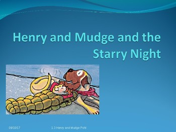 Reading Street Power-Point: Henry and Mudge