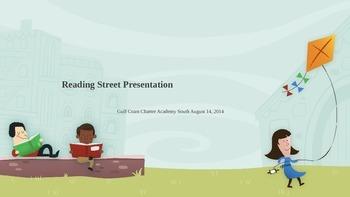 Reading Street Professional Development