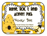 Reading Street - Rattle, Roll, and Read Activity Pack - {Honey Bees}