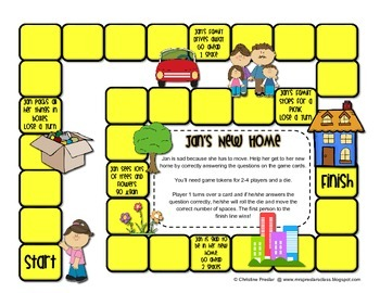 Reading Street - Rattle, Roll, and Read Activity Pack - {Jan's New Home}