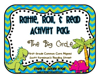Reading Street - Rattle, Roll, and Read Activity Pack - {The Big Circle}