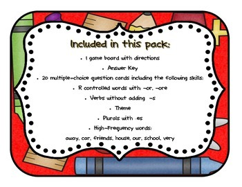 Reading Street - Rattle, Roll, and Read Activity Pack - {The Class Pet}