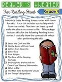 Reading Street Reader's Theater for Grade 4