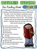 Reading Street Reader's Theater for Grade 4