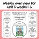 Reading Street Refrigerator Copy Unit 6 Weeks 1-6