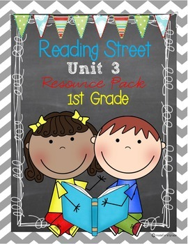 Reading Street Resource Pack - Unit 3