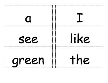 Reading Street Review Unit Flash Cards for 1st Grade
