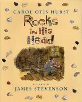 Reading Street Unit 4 Rocks in His Head