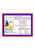Reading Street Rooster's Off To See the World  Flipchart Days 1-5