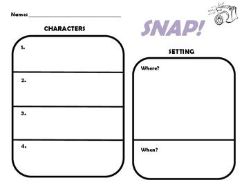 Reading Street SNAP Story Map