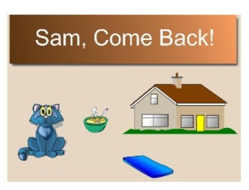 Reading Street Sam Come Back!