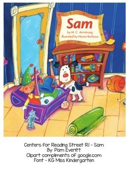 Reading Street - Sam (R.1) printables