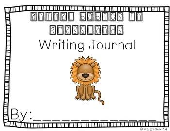 Reading Street Scott Foresman Writing Journal- Unit 2 Week 3- Animal Babies