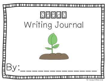 Reading Street Scott Foresman Writing Journal- Unit 3 Week 5- Seeds