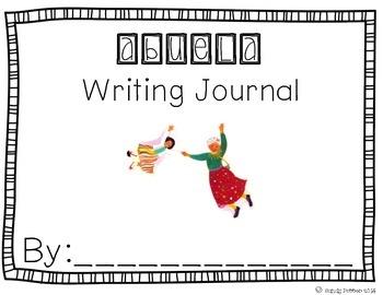 Reading Street Scott Foresman Writing Journal- Unit 4 Week 6- Abuela