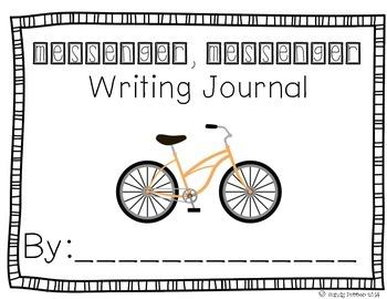 Reading Street Scott Foresman Writing Journal- Unit 5 Week 3- Messenger, Mes..