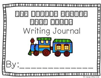 Reading Street Scott Foresman Writing Journal- Unit 5 Week 4- Little Engine