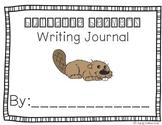 Reading Street Scott Foresman Writing Journal- Unit 6 Week 3- Building Beavers