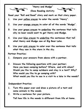 Reading Street Second Grade Activities (2013) Book 2.1