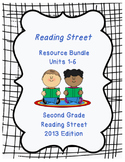 Reading Street Second Grade Bundle: Units 1-6