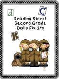 Reading Street Second Grade Daily Fix Its Smartboard