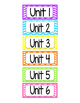 Reading Street Second Grade Sight Word Card Bundle (2013 Common Core)